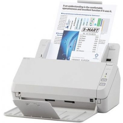 Fujitsu SP-1125 Document Scanner | Free Delivery | https://www.bmisolutions.co.uk